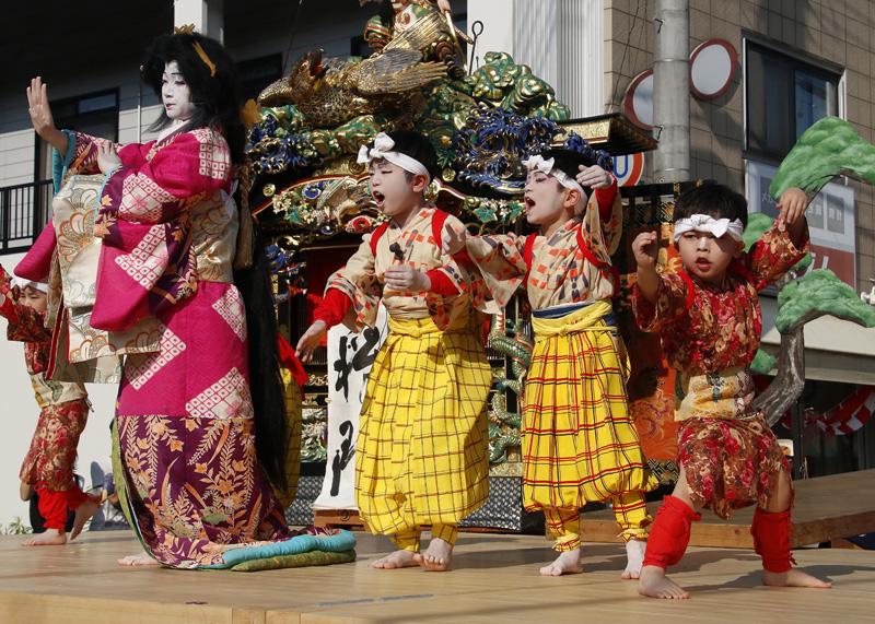 栃木県なかがわ水遊園賞「熱演」(令和元年)