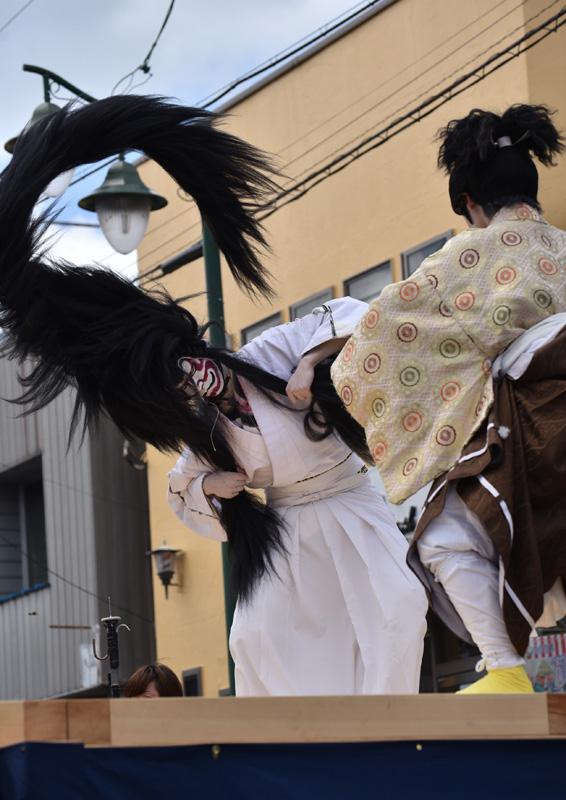 那須烏山市観光協会賞「鬼女大熱演」(令和元年)
