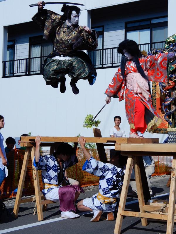 ANAセールス(株)賞「祭を支えあう者達」(令和元年)