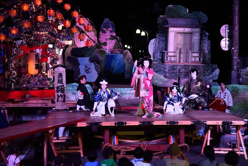 準特選「夜の『将門』公演」(平成30年)