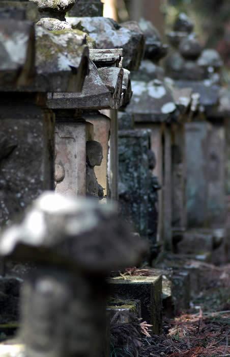 芳朝寺(森田大田原氏累代の墓) | 那須烏山市公式ホームページ